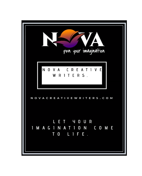Nova creative writers